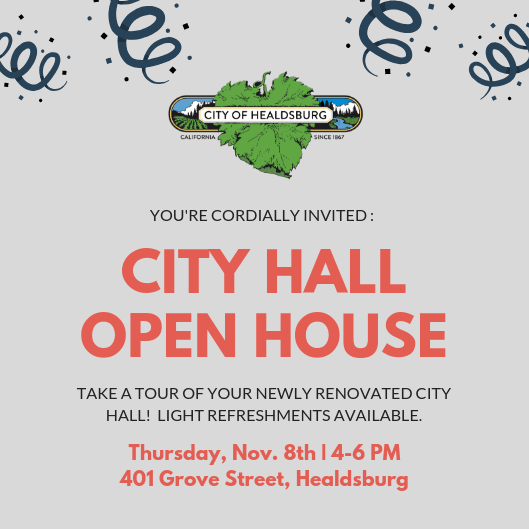 City Hall Open House